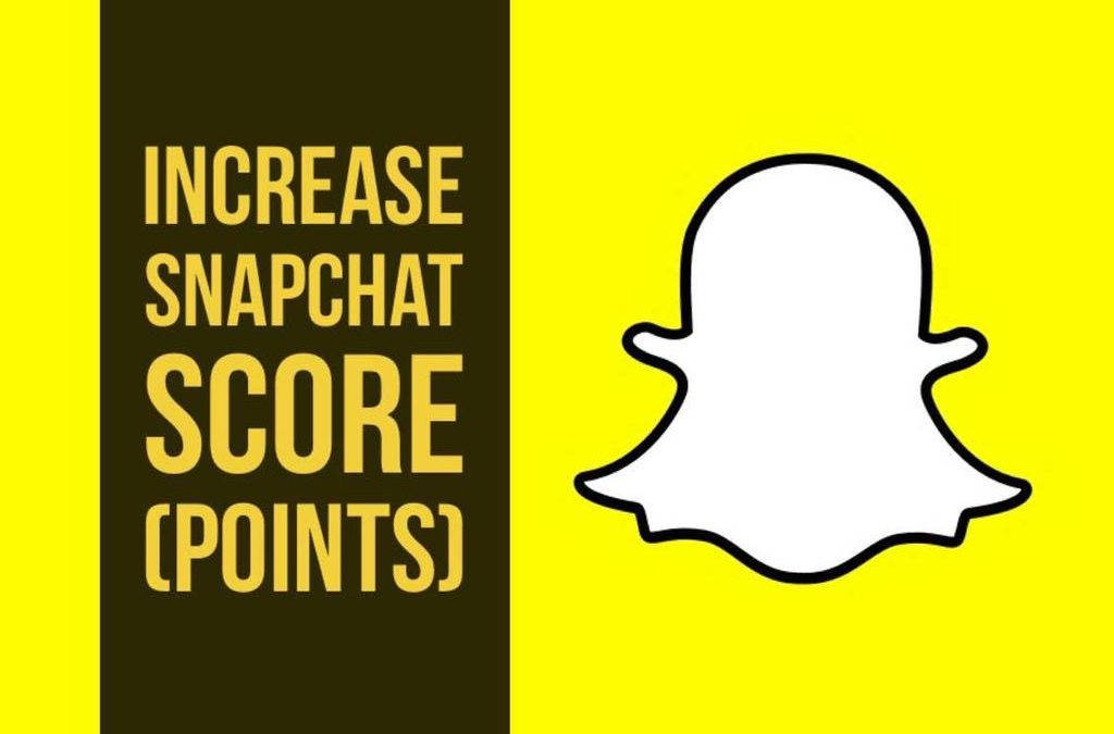 Increase Your Snapchat Score Fast On Android & IOS Devices