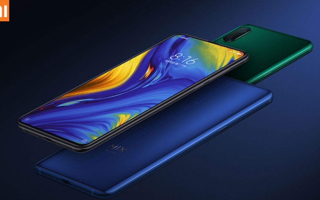 Xiaomi Launches Bezel Less Beauty Mi Mix 3 With Sliding Camera,10GB Ram And Much More