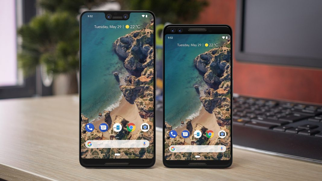 GOOGLE JUST LAUNCHED PIXEL 3 AND PIXEL 3 XL