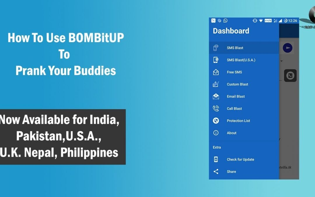 BOMBitUP Version 4.0 Whats New!! (Official Guide)